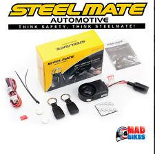 """STEELMATE """"Smart Key"""" Motocicleta Transpondedor Tag Llavero sistema inmovilizador"""