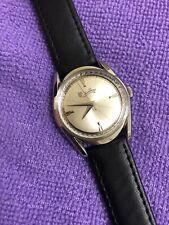 Lucien Piccard Vintage New Old Stock Mens Waterproof Original Manual Wind Watch