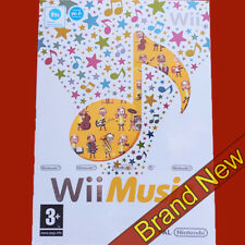 Wii MUSIC - Nintendo Wii ~PAL~ Brand New & Sealed!