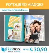FOTOALBUM / FOTOLIBRO VIAGGIO f.to A4 - Copertina rigida FOTOLIBRI | FOTO ESTATE