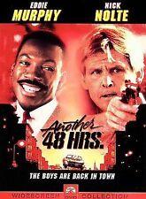 Another 48 Hrs (DVD Widescreen 2006) Eddie Murphy, Nick Nolte NEW Hours