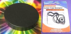 Rear Slip On LENS CAP 62mm to 62mm outside diameter applications,62 Rear Threads