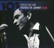Johnny Cash-I Walk The Line-The Best Of Johnny Cash, 4cd NUOVO