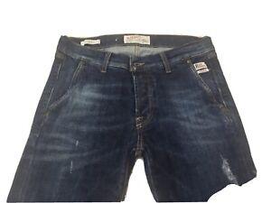 jeans roy rogers uomo slim fit Tasche Americana