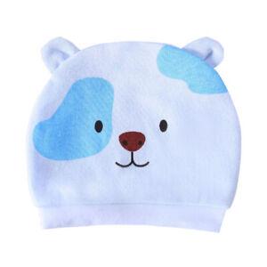 Warm Hat Cotton Baby Hat Unisex Animal Shape Baby Hat Blue Color.