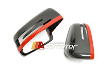 Replacement Carbon Fiber Side Mirror Cover for Mercedes C204 W207 W221 W216 X204