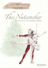 Bolshoi Ballet: The Nutcracker (2016, DVD NUEVO) (REGION 1)