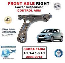 FRONT AXLE RIGHT Lower WISHBONE ARM for SKODA FABIA 1.2 1.4 1.6 1.9 2006-2014
