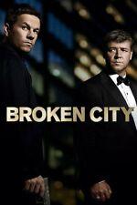 Broken City (Blu-ray Disc, 2016)