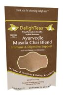 Ayurvedic Organic Masala Chai blend - Caffeine free (4 oz, 100 cups)