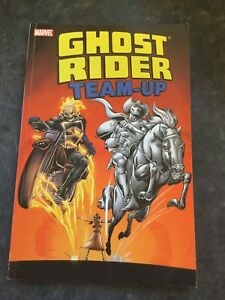 Marvel Teamup Ghost Rider Graphic Novel