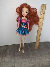 Winx Club Believix Bloom Jakks Paciffic Missing Wings Doll