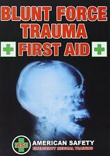 Blunt Force Trauma First Aid (DVD)/ emergency