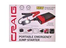 Craig Portable Emergency Jump Starter Car Truck Engine Battery 8000mAh JMP15GPBL