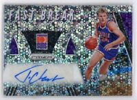 2019-20 TOM CHAMBERS AUTO PANINI PRIZM FAST BREAK DISCO AUTOGRAPHS