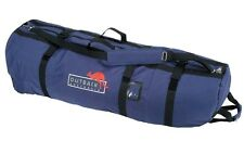 Sports Gear Bag Extra Large with Wheels Carry Straps Golf Cricket