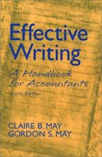 Effective Writing: A Handbook for Accountants (6th