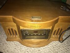 Philco Turntable Record Player Cassette And CD Or RecPlayer 841.205 Music System