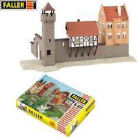 Faller H0 109923 B-923 Stadtmauer - NEU + OVP