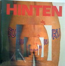 GURU GURU - HINTEN 71 2nd ALBUM GERMAN PROGRESSIVE ROCK TRIO HIPPIE VIBE SLD LP