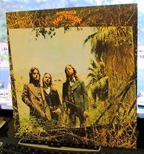 "AMERICA.  "" HAT TRICK ""  WARNER BROS, UK 1973 LP. EX COND."