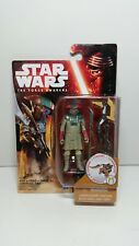 NEW HASBRO STAR WARS THE FORCE AWAKENS 3.75 INCH FIGURE CONSTABLE ZUVIO
