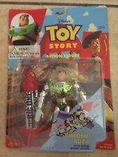 Toy Story Chrome Buzz Figure