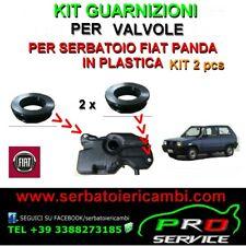 Coppia guarnizioni NUOVE x valvole serbatoio FIAT PANDA 900
