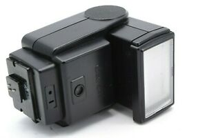 Canon Speedlite 199A Flagship a-Line Flash Gn 98 For A1 AE-1 AT-1 + Dif
