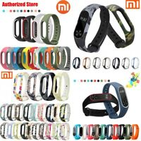 Xiaomi Mi Band2 3 Adjustable Bangle Soft Silicone Strap Wristband Bracelet OEM