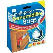 Dehumidifier Bags Sachets Interior Drawer Wardrobe Damp Mould Moisture Absorber