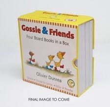Gossie and Friends: Gossie and Friends Board Book Set by Olivier Dunrea