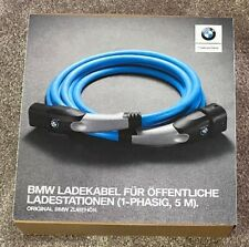 BMW AC Rapid Charging Fast Charge Cable i3 i8 2 3 5 7 series 61902455069