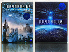 INDEPENDENCE DAY: Resurgence [Blu-Ray], Limited (STEELBOOK) 2-SET, OneClick #154