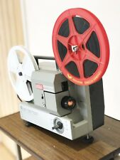 EUMIG MARK 501 SUPER 8 STD 8 CINE MOVIE FILM PROJECTOR FULLY SERVICED
