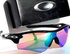 NEW* Oakley Radarlock BLACK w PRIZM GOLF Lens Sunglass oo9181-42
