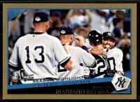2009 Topps Mariano Rivera New York Yankees #UH180