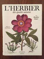 L'herbier des quatre saisons - Basilius Besler - Mazenod