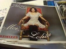 RAR MAXI CD. ALIZÉE. MOI LOLITA. REMIXES. 4 TRACKS. 2000