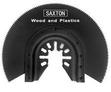 Saxton 88mm segmentato LEGNO LAMA Dewalt Stanley Multitool Oscillanti