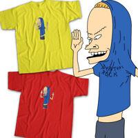 Beavis and Butthead Cornholio 90s Cartoon Mens Womens Kids Unisex Tee T-Shirt
