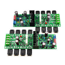 HiFi Stereo Power Amplifier 2.0 Channel Audio Amp Assembled Board&DIY Kit 250W×2