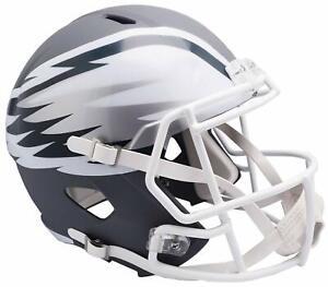 NFL Philadelphia Eagles Amp Mini Helmet Speed Riddell Footballhelm Football