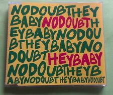 NO DOUBT - HEY BABY - CD SINGLE