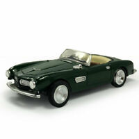 Vintage BMW 507 Cabriolet 1:43 Scale Model Car Diecast Toy Kids Gift Collection
