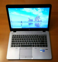 HP EliteBook 840 G2 Laptop i5/8GB/500GB Hybrid-SSD Windows 10 Pro 64 WIFI WEBCAM