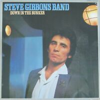 Steve Gibbons Band - Down In The Bunker (Vinyl-LP Polydor Germany 1978)