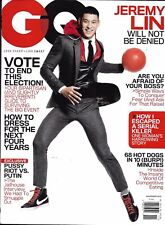 Gq Magazine Jeremy Lin Competitive Eating Jack Huston Damian Lewis Pussy Riot