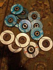 """New listing metal cut off wheels 8 - 4"""" x 1/4"""" x 5/8"""" and 5 -4"""" x 1/4 x 7/8"""""""