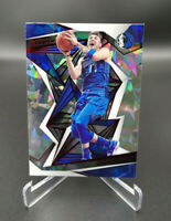 2019-20 Panini Revolution Luka Doncic New Year Red Cracked Ice